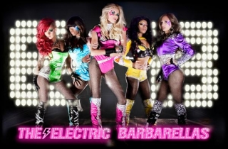 The Electric Barbarellas Full Hd Tv Shows